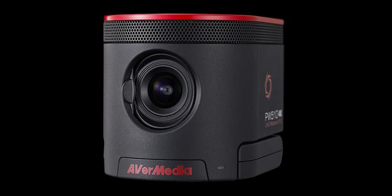 CAMERA AVerMedia PW510 | 4K - MIC - Speaker